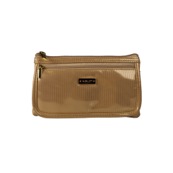 Cosmetic Bag Gold & Pink icon