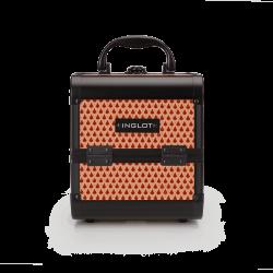 Makeup Case Mini Teardrop Brown (MB152M Fan4) icon