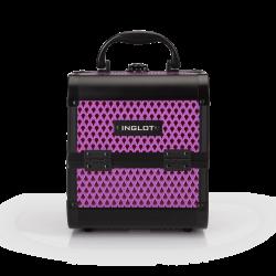 Makeup Case Mini Teardrop Purple (MB152M Fan6) icon